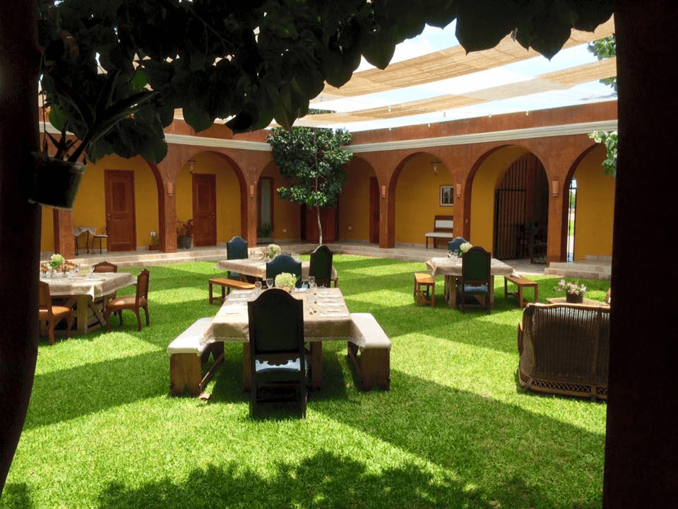 Casa Hacienda La Macadamia
