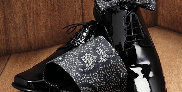 Zapatos y accesorios para novios en Robert`s Puebla