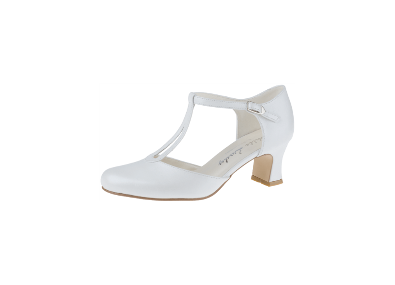 Beispiel: Schuhe für die Braut aus Leder, Foto: Die Brautschuhe.