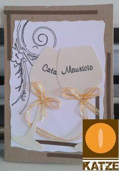Katze, tarjetas Pop Up y artículos decorativos