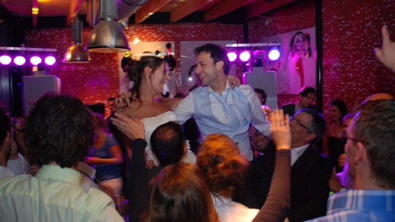 Bruiloft Discoshow