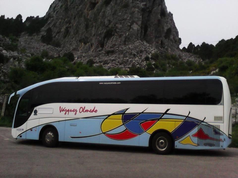 Autocares Vázquez Olmedo