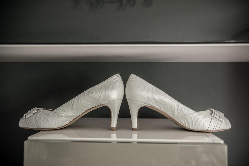 Zapatitos de la novia