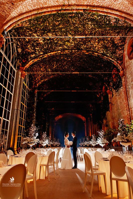 Matrimonio alle Serre di Racconigi - Davide Verrecchia