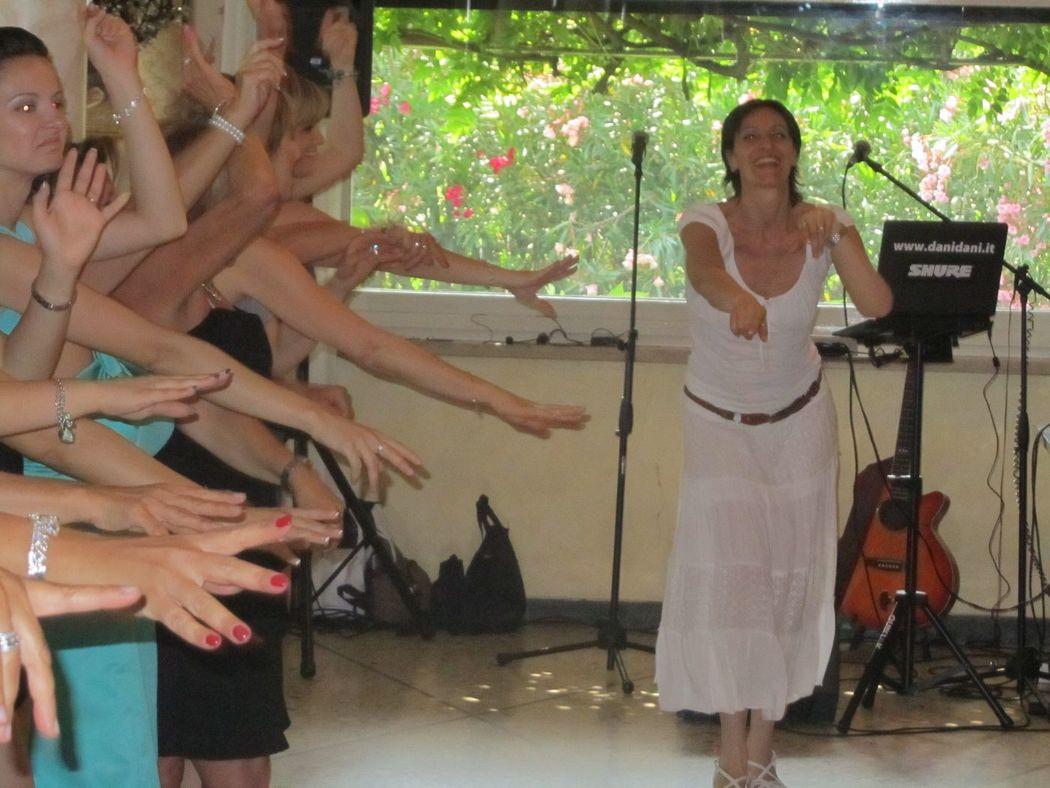 balli di gruppo animazione matrimonio