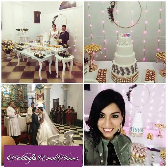 Wedding & Event Planner Silvia Retamozo