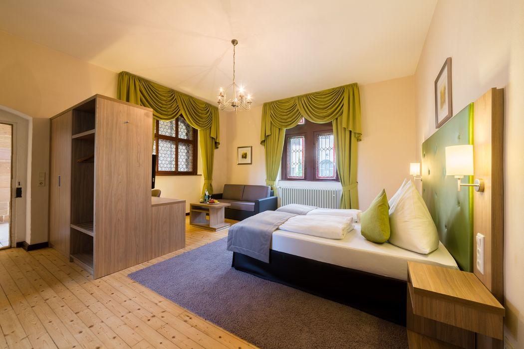 Ritterhofzimmer - Schlosshotel Hohenstein