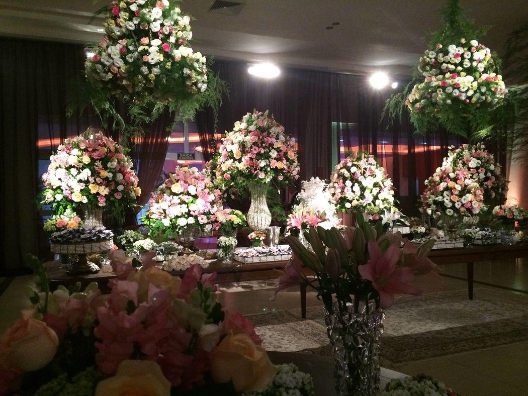 Salas Decoração e Locação para Eventos