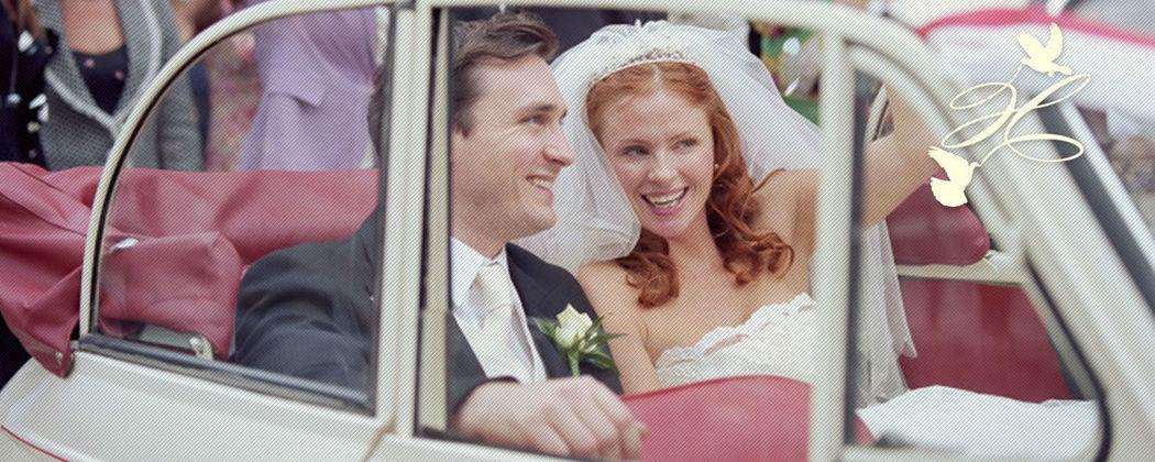 Beispiel: Ihre Traumhochzeit, Foto: Hochzeitstraum.