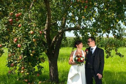 Beispiel: Portraits vom Brautpaar, Foto: Finest Wedding Photography Susi Nagele.