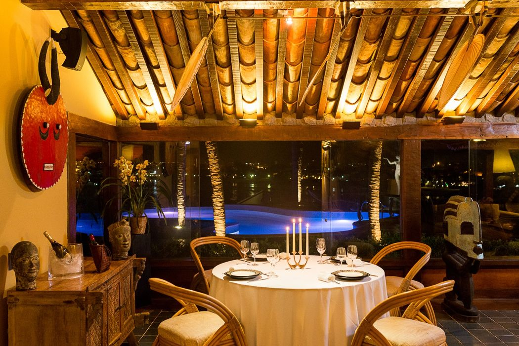 Sala de jantar BravaCasa .
