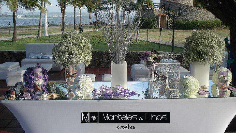 Manteles y Linos Eventos - Cartagena
