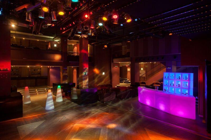 Sala Duque Osuna_Luces discoteca
