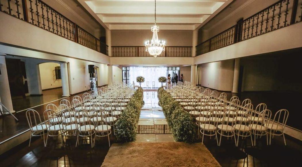 Mansão Casa Rosada Eventos