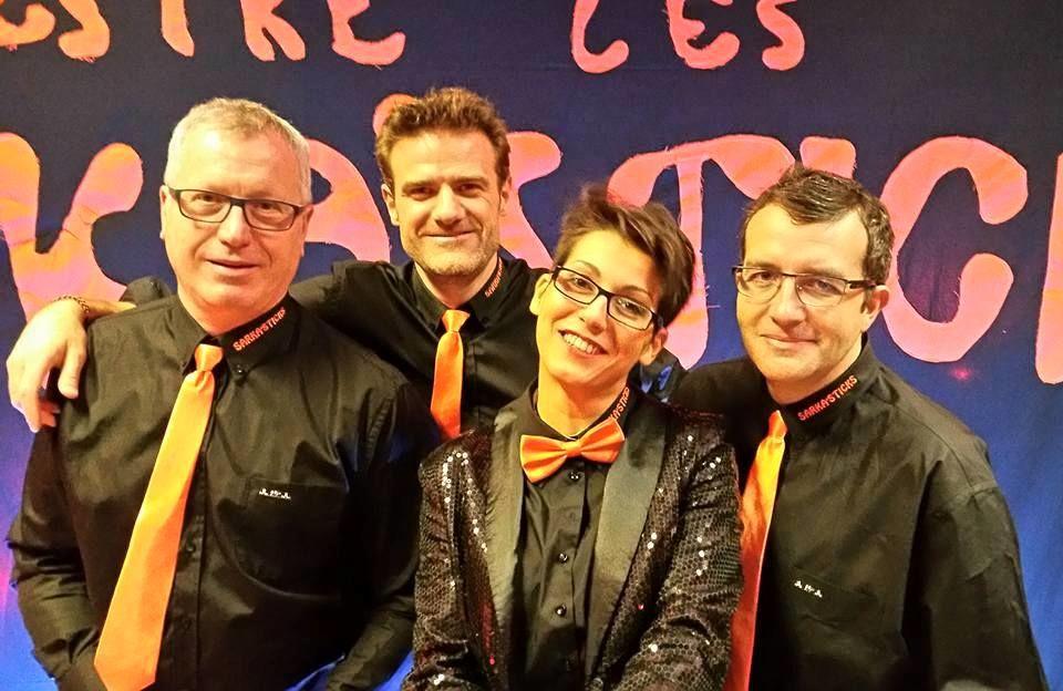 Sarka'sticks Band