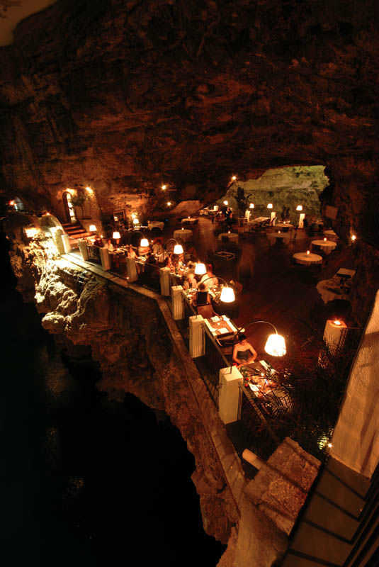 Hotel Ristorante Grotta Palazzese