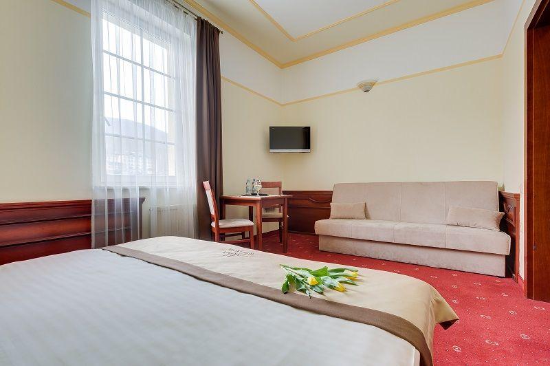 Hotel Alpin -pokój standardowy