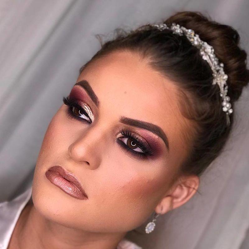 Roberta Teodoro Makeup