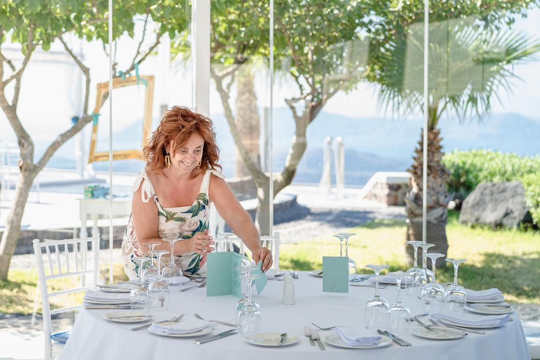 Nora Amadori Wedding Planning