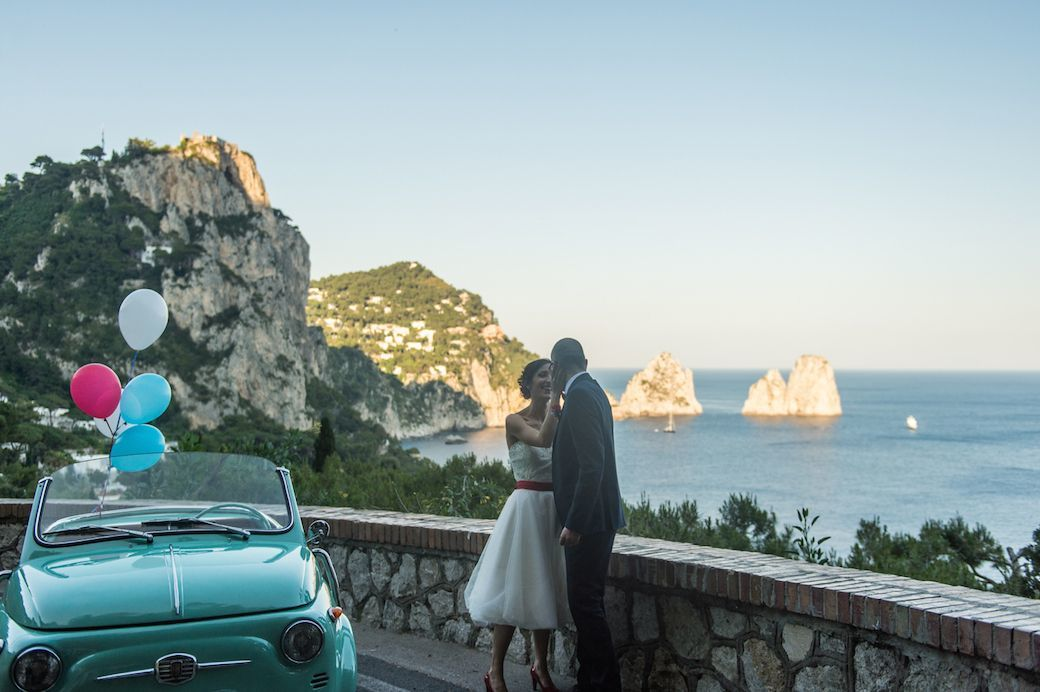 Capri Moments - Wedding planner sull'isola di Capri