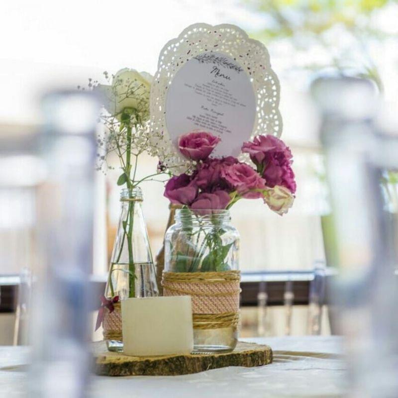 Casamento e Arte Ornamentações