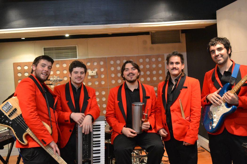 Quinteto-Teto