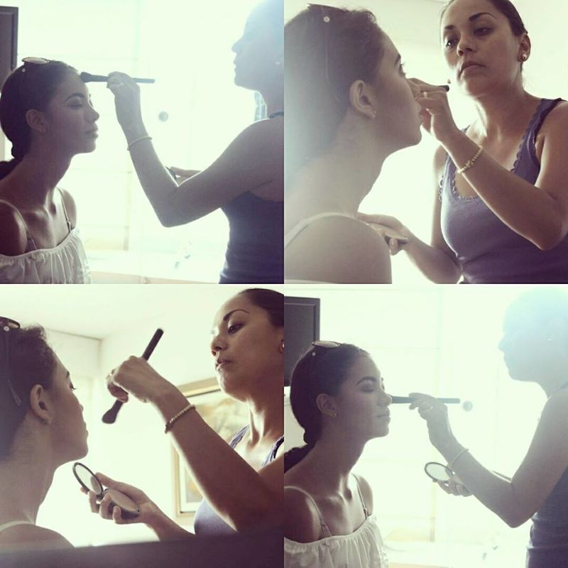 Sara Saldaña Makeup Artist