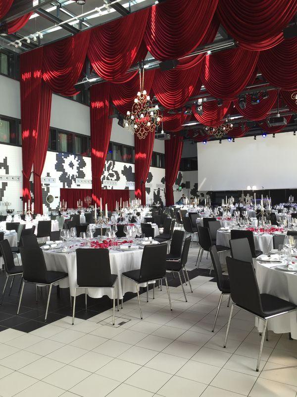 Kameha Dome - Wedding Setup