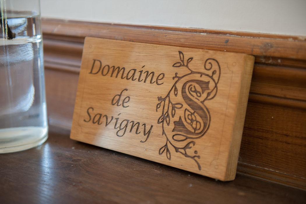 Trouwlocatie in de Bourgogne, Domaine de Savigny