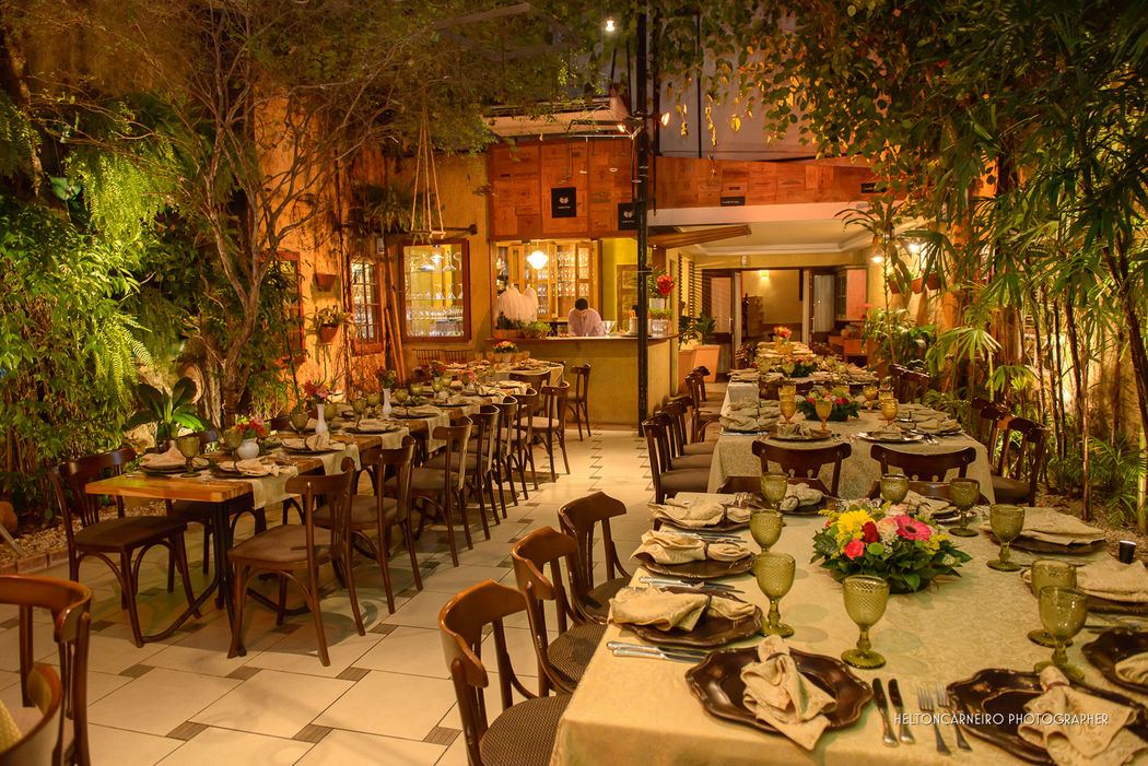 Restaurante Rosmarino