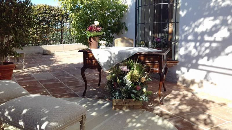 La Mozaira - bodas jardín