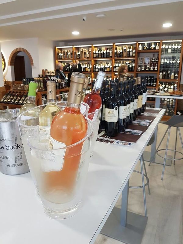 Quinta de São Sebastião- Vinhos