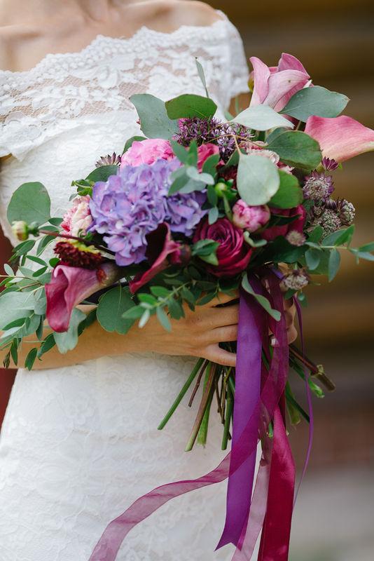 винная итальянская свадьба