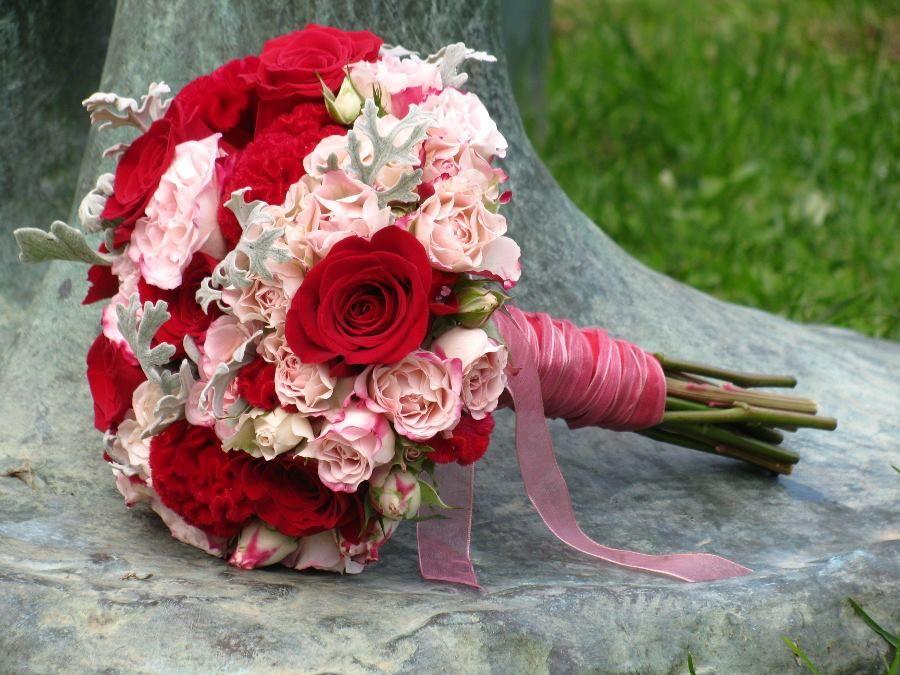 Bouquet de Noiva Rosas Vermelhas 2