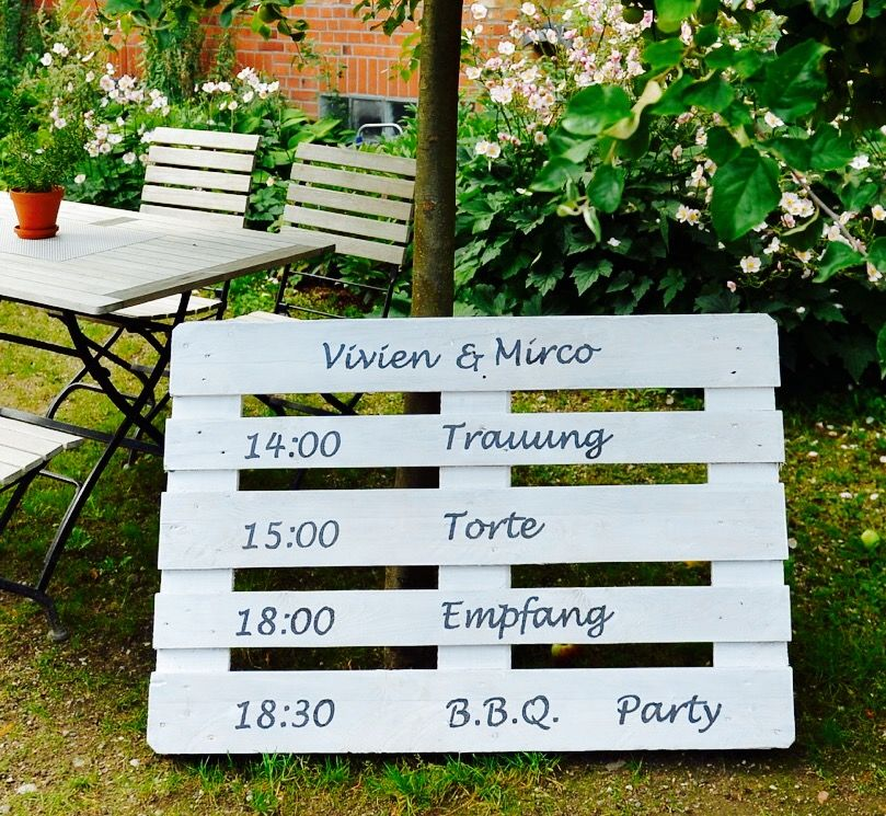 Vintage Hochzeit / Waldhof auf Herrenland