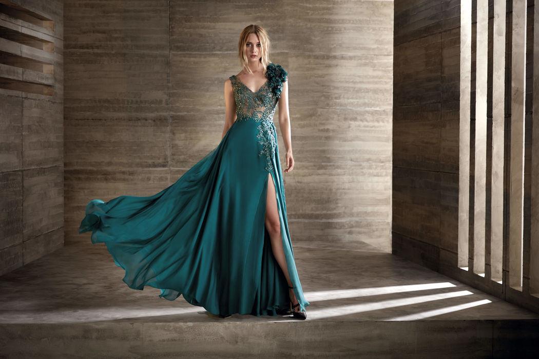 Vestidos madrina 2019 manu garcia