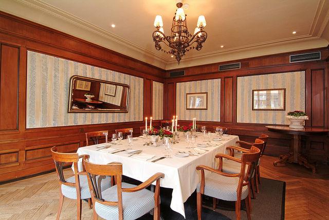 Beispiel: Hochzeitstafel, Foto: Hotel Bären Langenthal.
