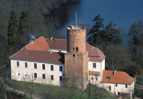 Zamek Joanitów w Łagowie