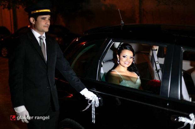 Carrinho para Noiva