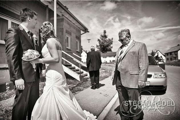 Beispiel: Wunderschöne Fotos von Ihrer Hochzeit, Foto: Stefan Redel Photographie.