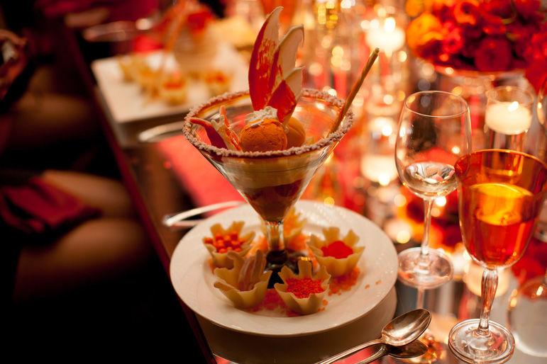 Gastronomía Banquete