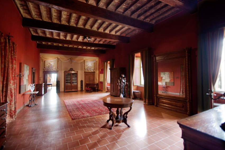 Castello di Coazzolo