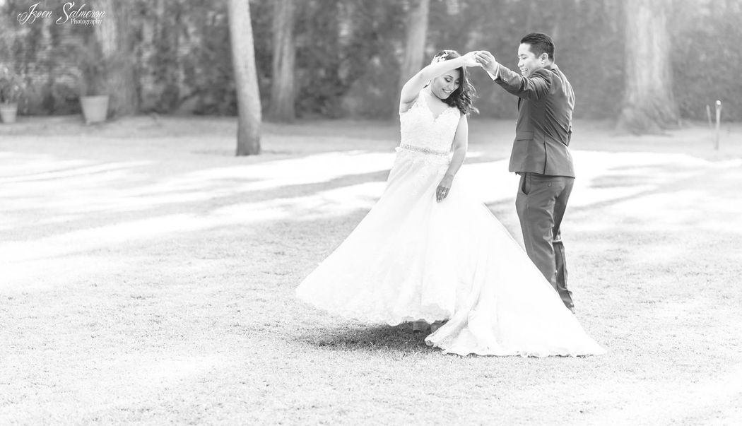 Izven Salmeron Wedding Photographer