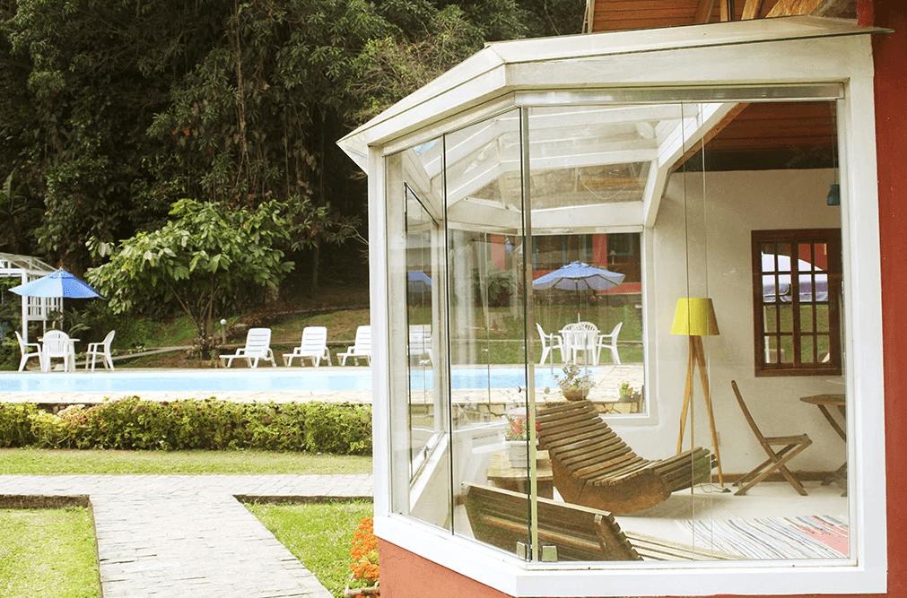 Hotel Pequena Suécia