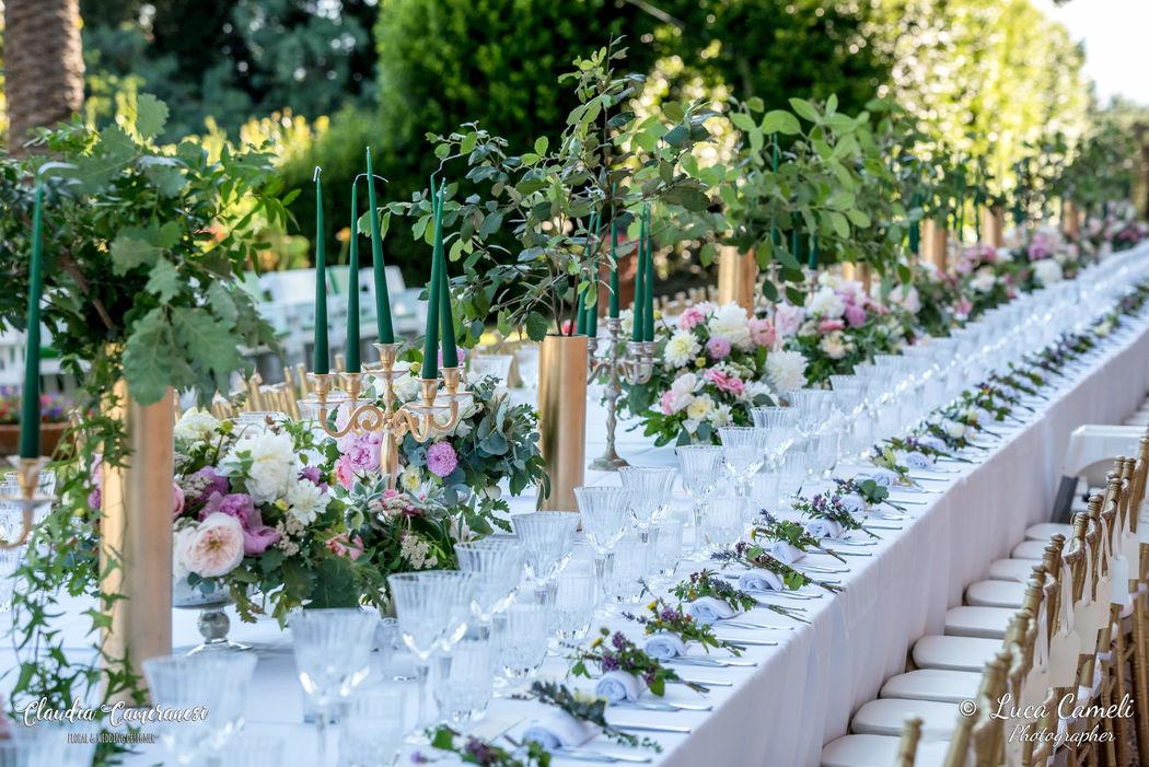 Floral Designer | Claudia Cameranesi