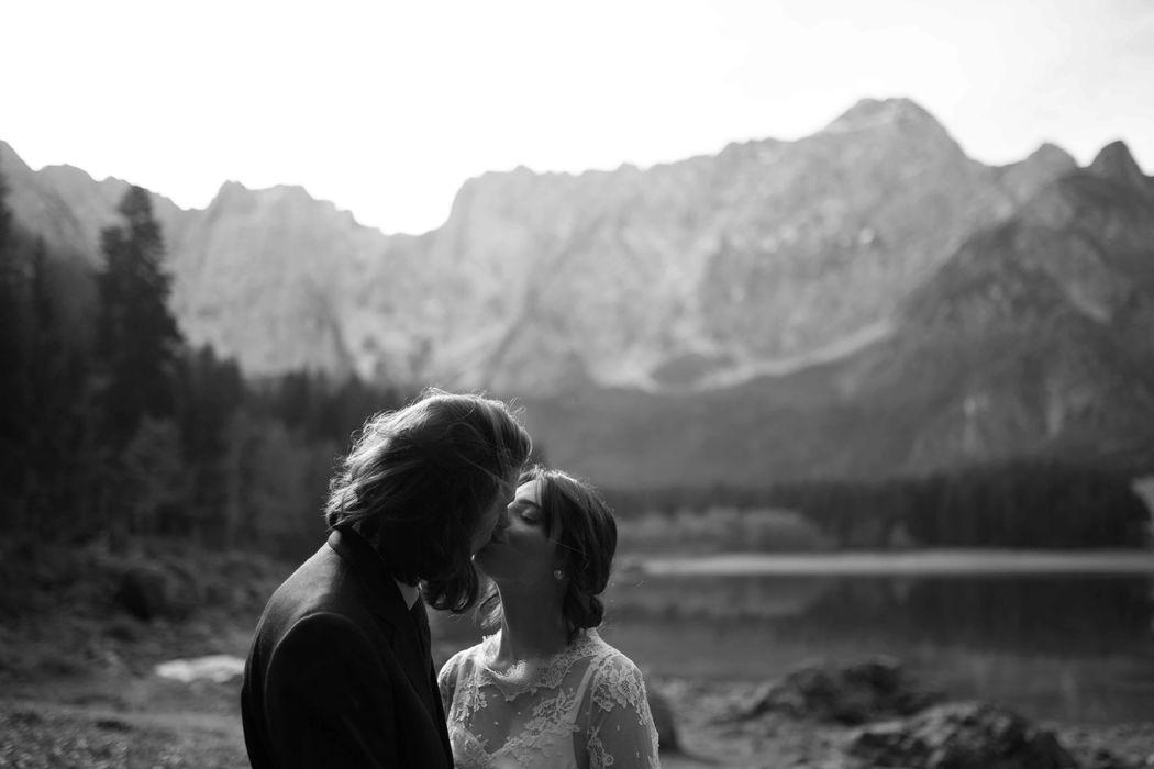 Wedding in Dolomites