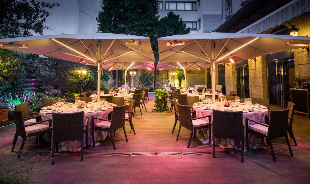 Hotel vp jard n de recoletos bodas for Jardin recoletos