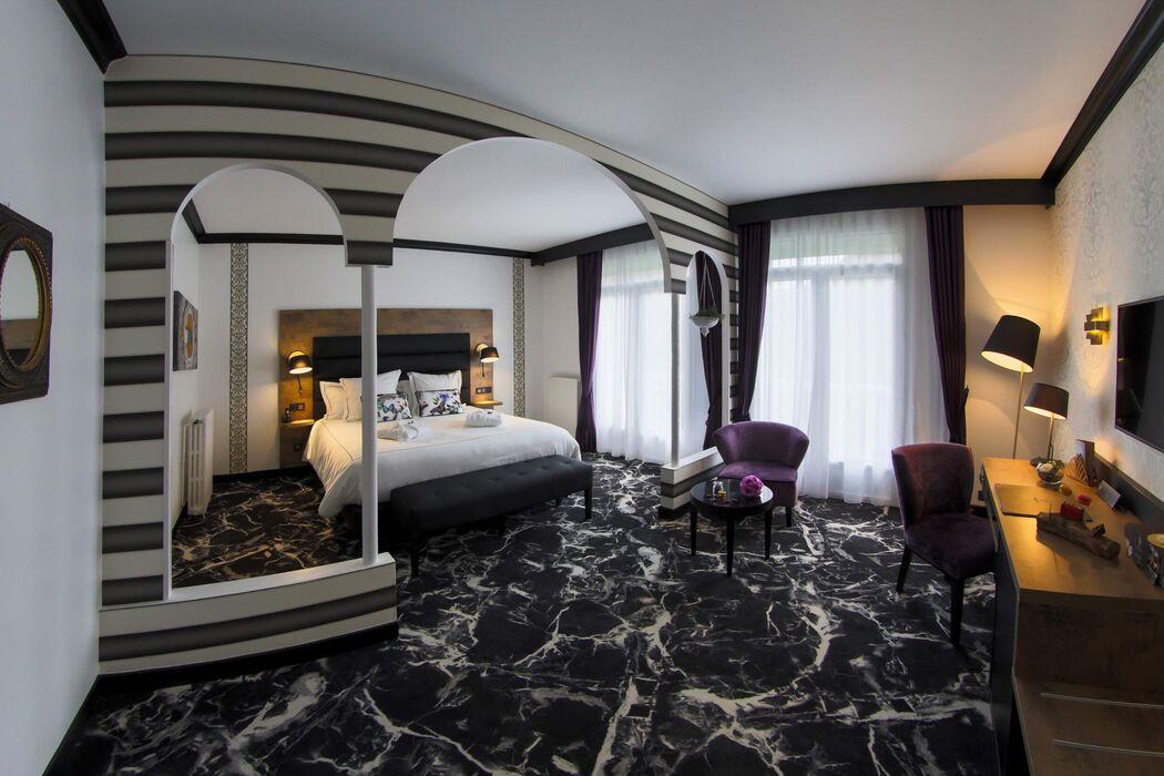 Hôtel du Barry Resort & Spa ****