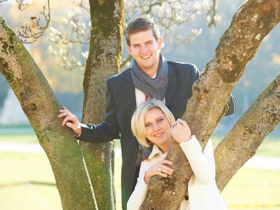 Beispiel: Wunderschöne Hochzeitsfotos, Foto: Mphoto.