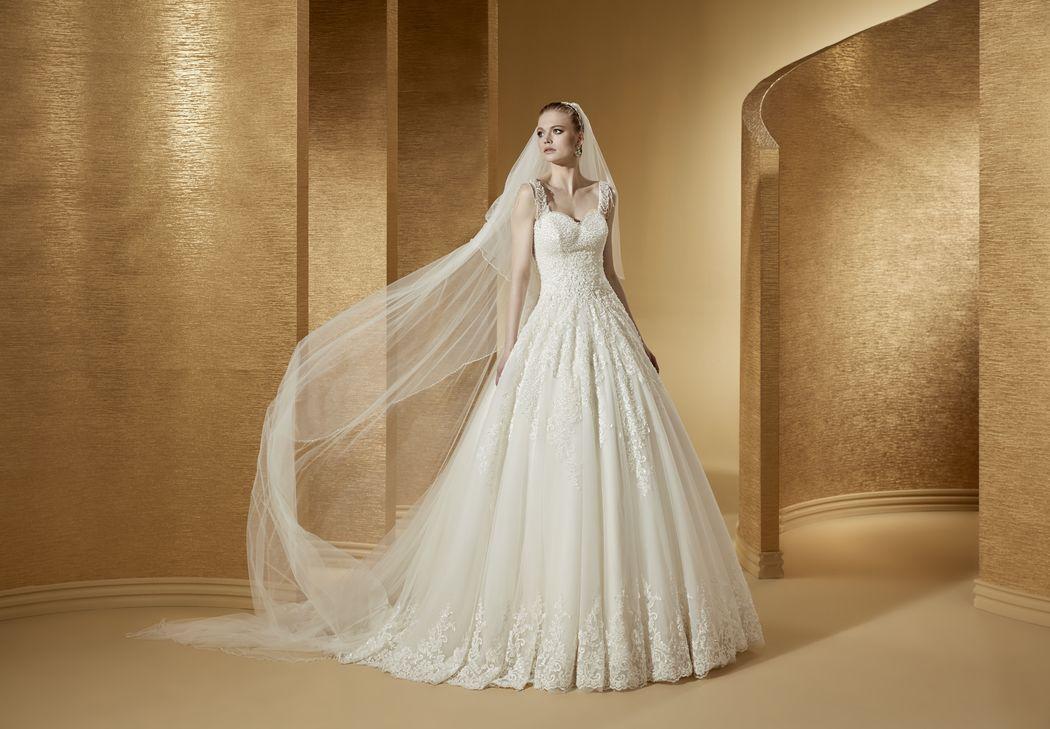 Kleid von Romance Nicole Fashion Group